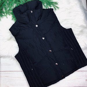 |•KENNETH COLE REACTION•| Black Puffer Vest